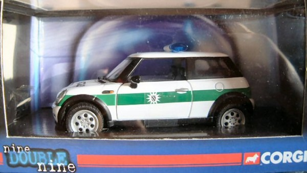 CC86518 BMW MINI COOPER,MUNICH POLICE,GERMANY.