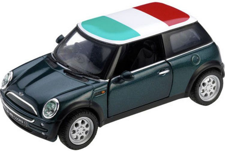 CC86525 BMW MINI COOPER S, IRISH TRICOLOUR.