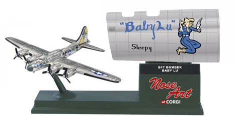 CS90359 B-17 FLYING FORTRESS (BABY LU)