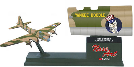 CS90360 B-17 FLYING FORTRESS (YANKEE DOODLE)