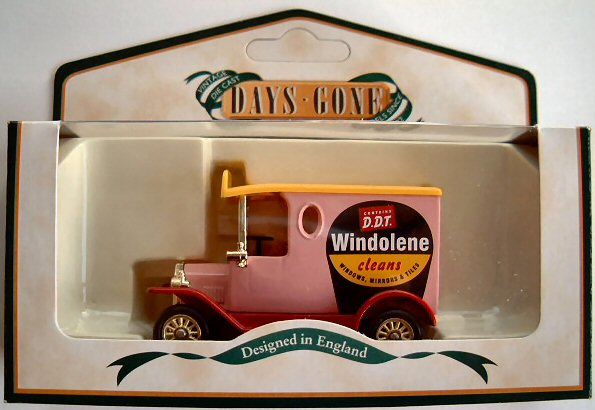 DG006191,MODEL T FORD,WINDOLENE