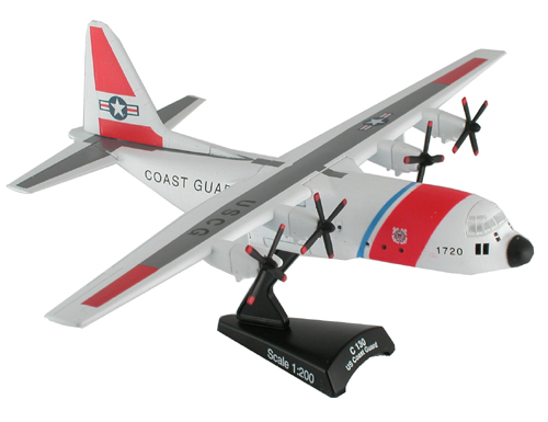 PSP5330H-1  C-130 HERCULES UNITED STATES COAST GUARD TRANSPORT