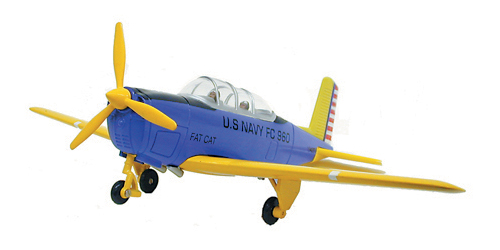 PSP6414 T-34 TROJAN UNITED STATES NAVY TRAINER (FAT CAT)